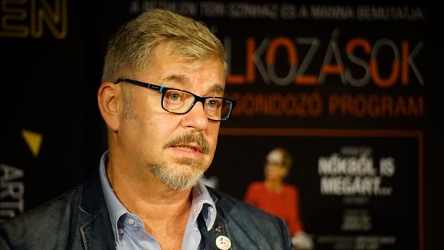 Szögi Csaba művészeti ig. fotó Ribárszki Viktória